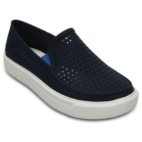 Crocs CitiLane Roka - Chaussures Enfant - bleu
